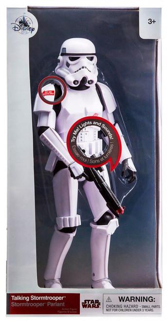 Disney Star Wars Stormtrooper Exclusive Talking Action Figure [2018]