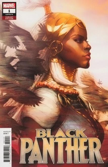 Marvel Comics Black Panther #1 Comic Book [Artgerm Variant]
