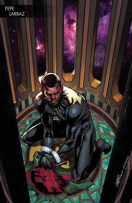Marvel Comics Black Panther #1 Comic Book [Larraz Young Guns Variant]