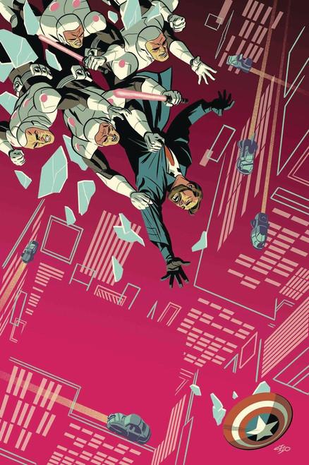 Marvel Comics Captain America #703 Comic Book