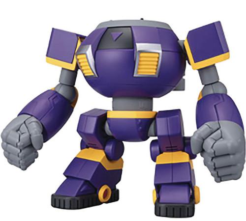 Mega Man X Super Mini Pla Vile's Armor Model Kit Figure
