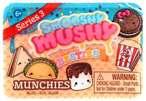 Smooshy Mushy Besties Series 3 Munchies Mystery Pack