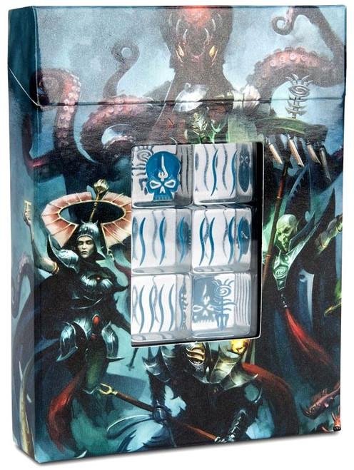 Warhammer Age of Sigmar Grand Alliance Order Idoneth Deepkin Dice