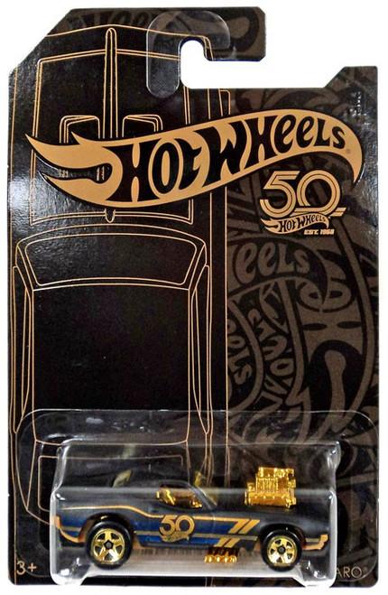 Hot Wheels 50th Anniversary Black & Gold Rodger Dodger Die-Cast Car [Chase, Black]