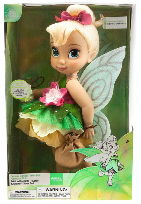 Disney Princess Animators' Collection Tinker Bell Exclusive 16-Inch Doll [Special Edition]