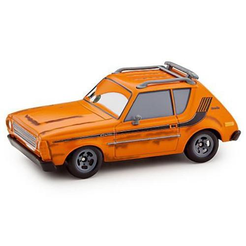 Disney / Pixar Cars Cars 2 1:43 Collectors Case Gremlin Exclusive Diecast Car [Loose]