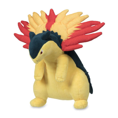 Pokemon Typhlosion Exclusive 9.5-Inch Poke Plush