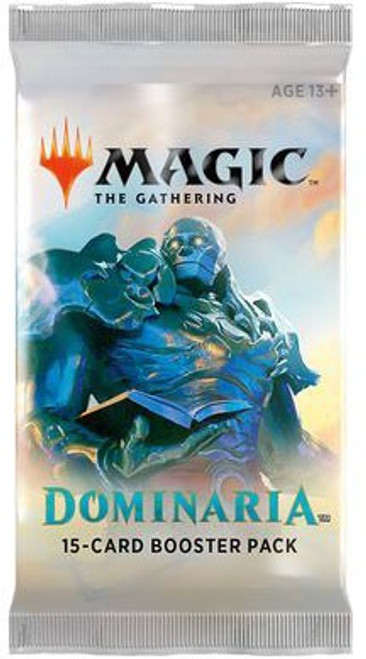 MtG Trading Card Game Dominaria Booster Pack [15 Cards]