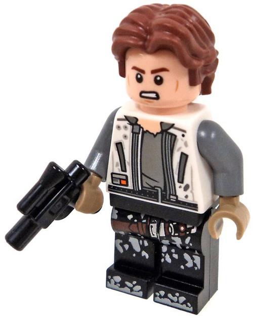 LEGO Solo A Star Wars Story Han Solo Minifigure [Corellia Loose]
