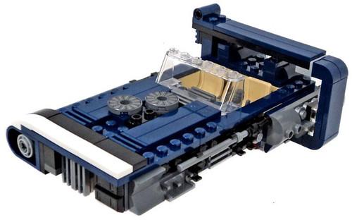 LEGO Star Wars Han Solo's Landspeeder [Loose]