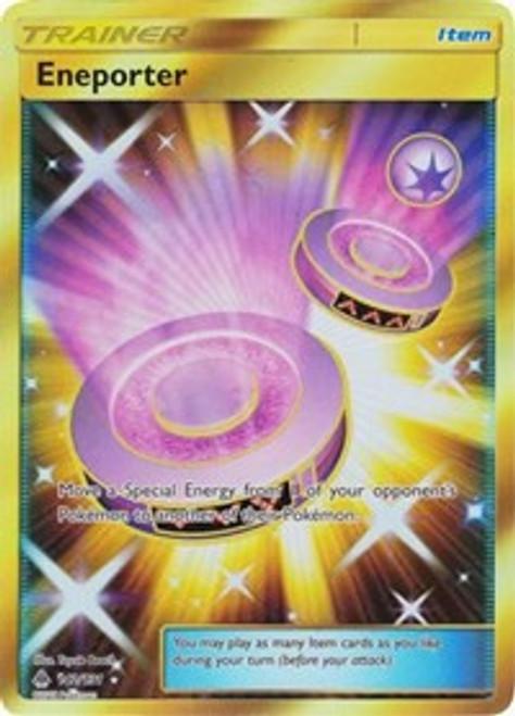 Pokemon Trading Card Game Forbidden Light Secret Rare Eneporter #142