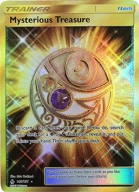 Pokemon Trading Card Game Forbidden Light Secret Rare Mysterious Treasure #145