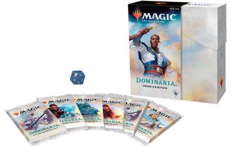 MtG Trading Card Game Dominaria Pre-Release Kit