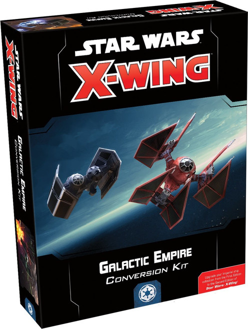 Star Wars X-Wing Miniatures Game Galactic Empire Conversion Kit [2nd Edition]