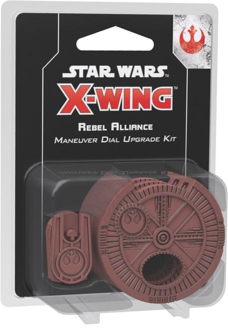 Star Wars X-Wing Miniatures Game Rebel Alliance Maneuver Dial Upgrade Kit [2nd Edition]