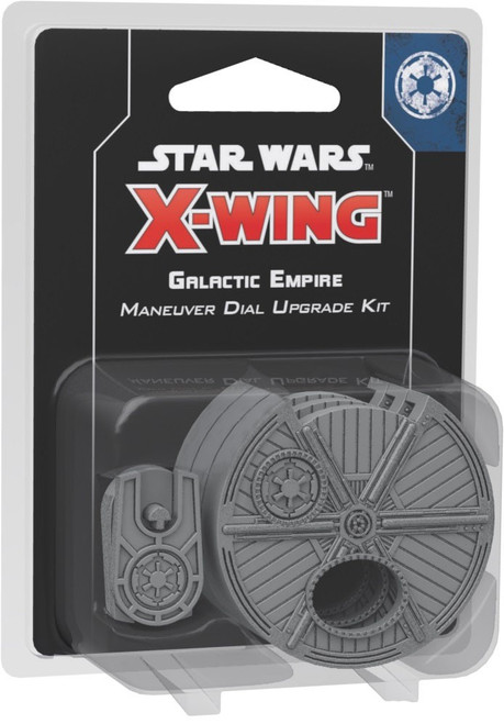 Star Wars X-Wing Miniatures Game Galactic Empire Maneuver Dial Upgrade Kit [2nd Edition]