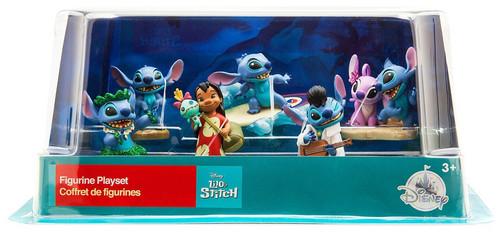 Disney Lilo & Stitch Exclusive 6-Piece PVC Figure Play Set