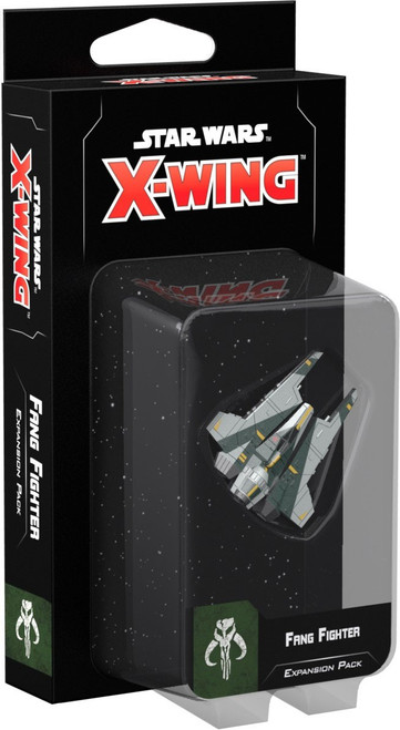 Star Wars X-Wing Miniatures Game Fang Fighter Expansion Pack [2nd Edition]