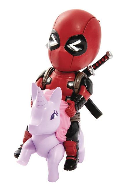 Marvel Deadpool Action Figure MEA-004 [Pony, Red & Black Costume]