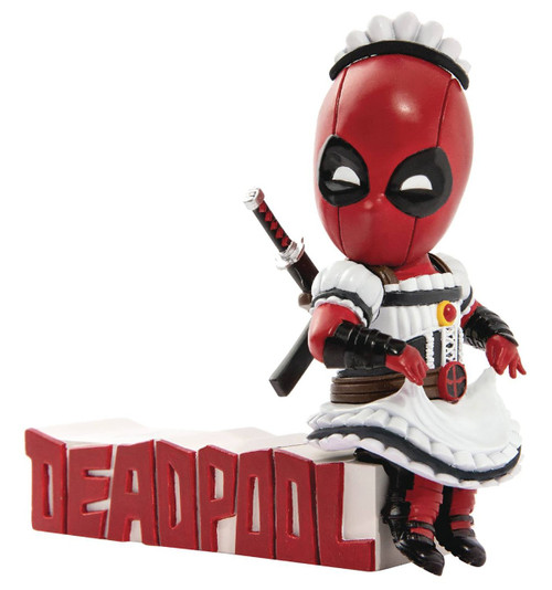 Marvel Deadpool Action Figure MEA-004 [Servant, Normal Costume]