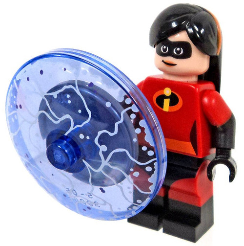 LEGO Disney / Pixar Incredibles 2 Violet Parr Minifigure [with Force Shield Loose]