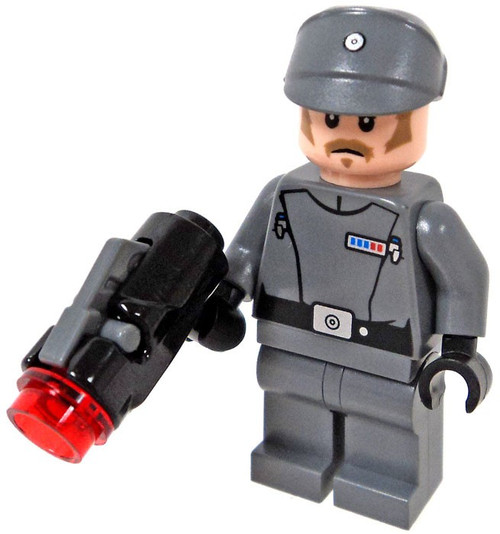 LEGO Star Wars Solo Imperial Recruitment Officer [Loose]