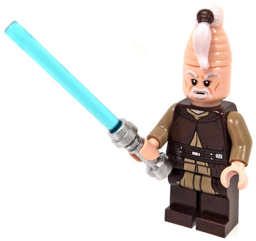 LEGO Star Wars Attack of the Clones Ki-Adi-Mundi Minifigure [Loose]