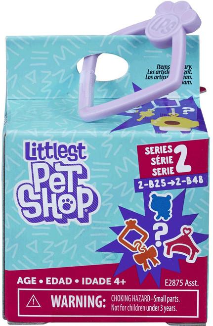 Littlest Pet Shop Clip It Series 2 Mystery Pack [2-B25 thru 2-B48]