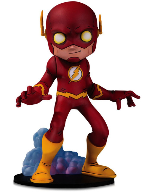 DC Artist Alley The Flash 6.6-Inch PVC Collector Statue [Chris Uminga]