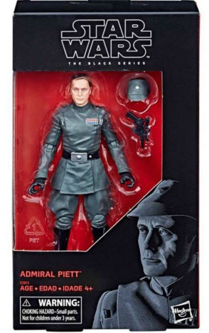Star Wars Return of the Jedi Black Series Admiral Piett Exclusive Action Figure