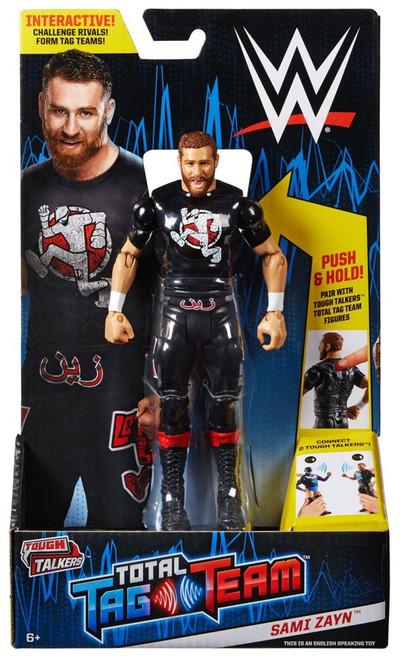 WWE Wrestling Tough Talkers Total Tag Team Sami Zayn Action Figure