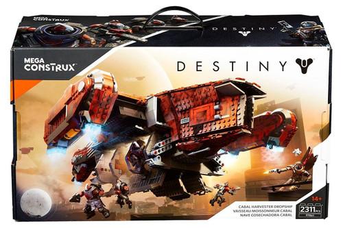 Destiny Cabal Harvester Dropship Set [Signature Series]