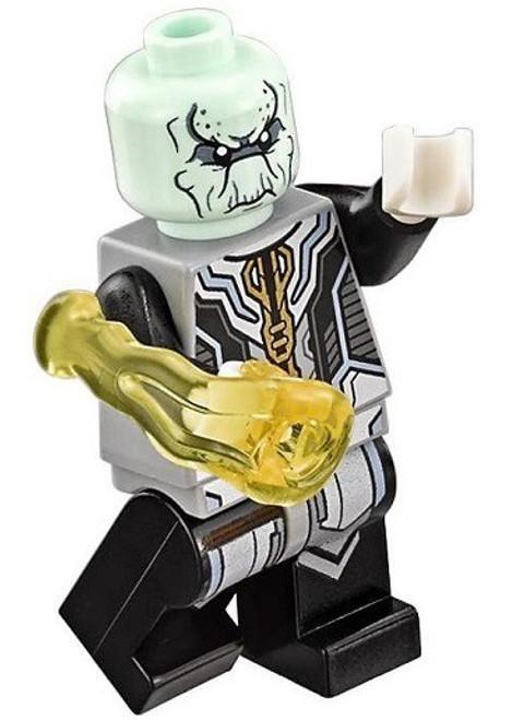 LEGO Marvel Avengers Infinity War Ebony Maw Minifigure [Loose]