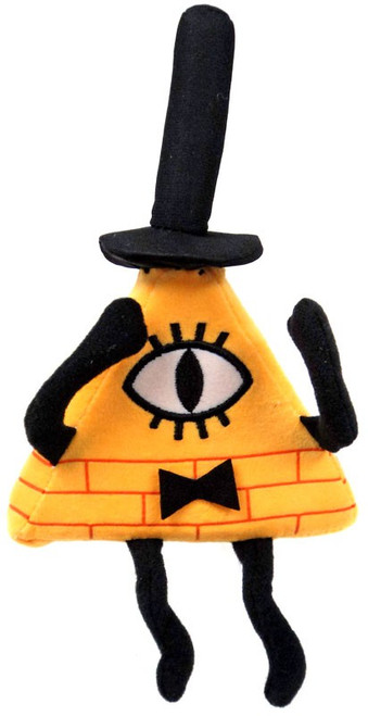 Disney Gravity Falls Bill Cipher 10-Inch Plush Doll