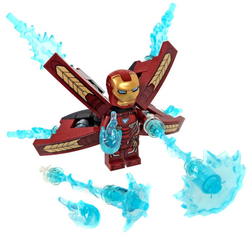 LEGO Marvel Avengers Infinity War Iron Man Minifigure [Ultimate Battle Loose]