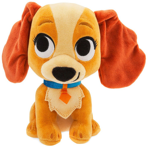Disney Lady & The Tramp Furrytale Friends Lady Exclusive 8-Inch Plush