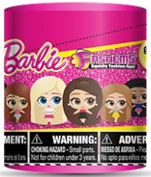 Fash'Ems Series 1 Barbie Fash'Ems Mystery Capsule Pack