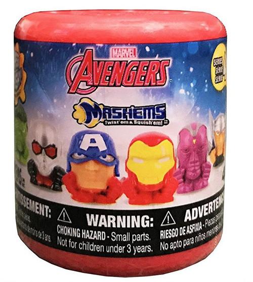 Marvel Mash'Ems Series 4 Avengers Mystery Capsule Pack