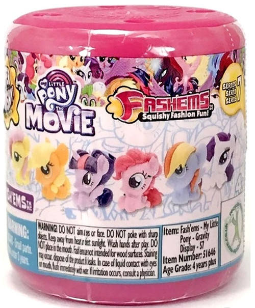 Fash'Ems Series 7 My Little Pony The Movie Mystery Capsule Pack