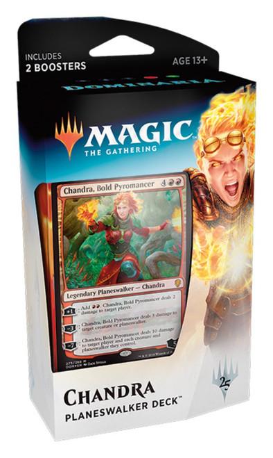 MtG Trading Card Game Dominaria Chandra Planeswalker Deck