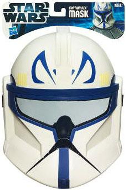 Star Wars Roleplay Toys Captain Rex Mask Costume Accessory