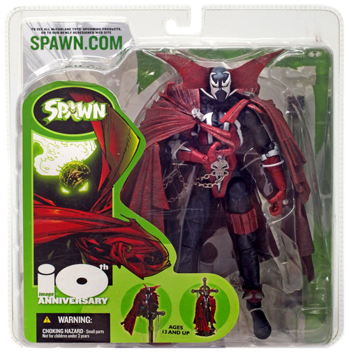 McFarlane Toys Spawn Action Figure [10th Anniversary Image]
