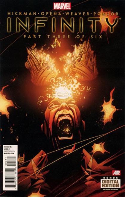 Marvel Comics Infinity #3 Comic Book [of 6]