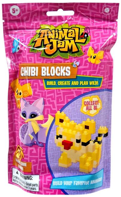 Animal Jam Chibi Blocks Mystery Pack
