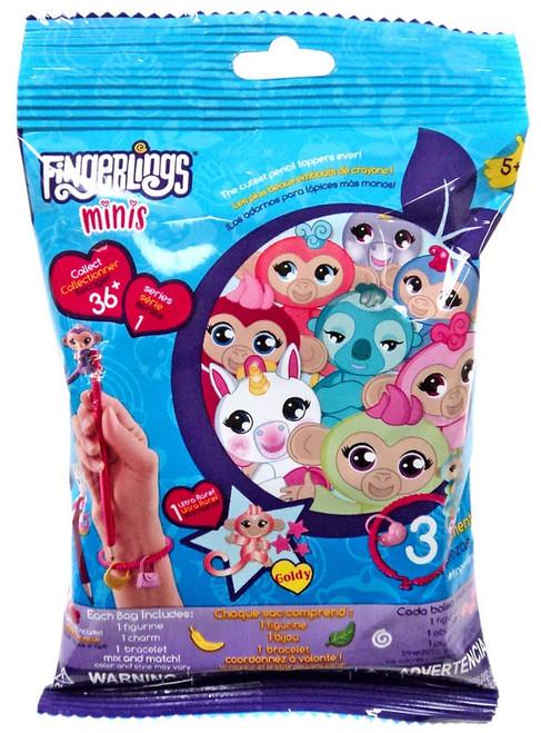 Minis Series 1 Fingerlings Mystery Pack
