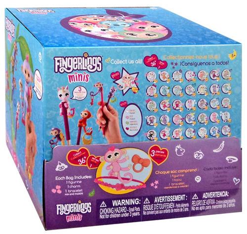 Fingerlings Minis Series 1 Mystery Box [24 Packs]