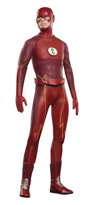 DC Flash TV Series The Flash Action Figure [1.0 Re-Issue]