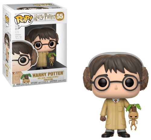 Funko POP! Movies Harry Potter Vinyl Figure #55 [Herbology]