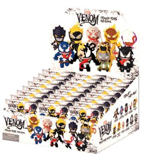 3D Figural Keyring Marvel Venom Mystery Box [24 packs]