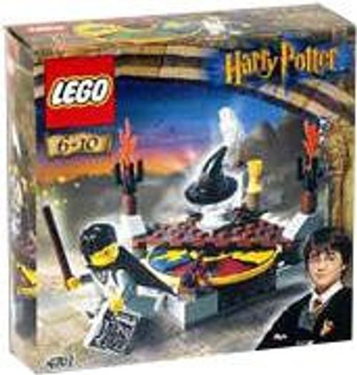 LEGO Harry Potter Series 1 Sorcerer's Stone Sorting Hat Set #4701 [Damaged Package]